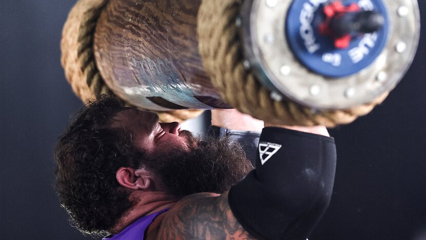 Strongman Robert Oberst is Ready to Shock the World