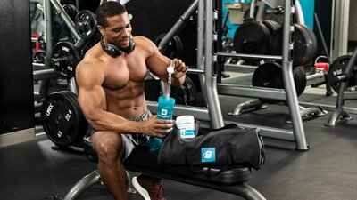 The Best Supplements to Burn Fat While Building Muscle