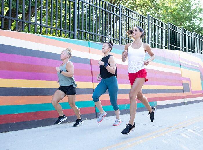 Running for cardio