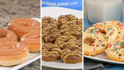 Our Best Easy Protein Doughnut Recipes