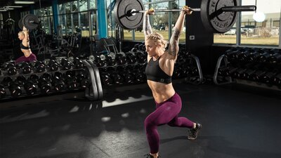 These Workouts Are How Strong Women Get Built