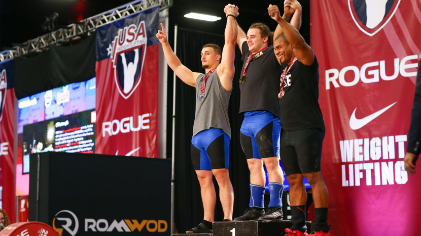 USA Weightlifting Nationals Are Back!