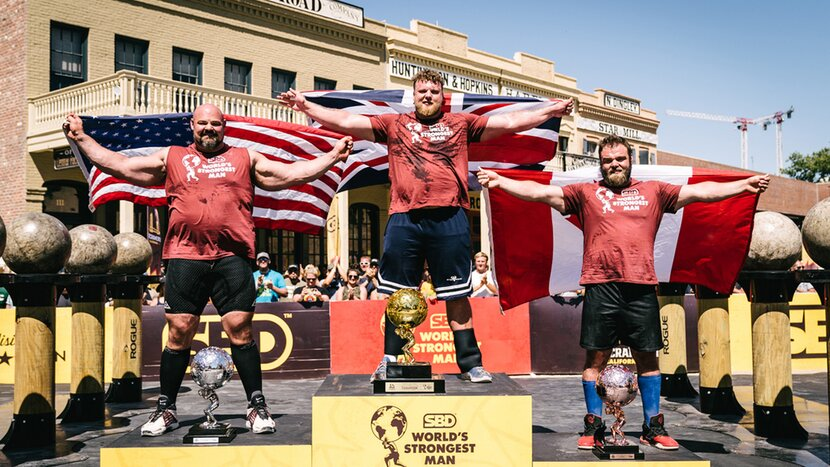 World's Strongest Man 2021 Results: Tom Stoltman Wins!