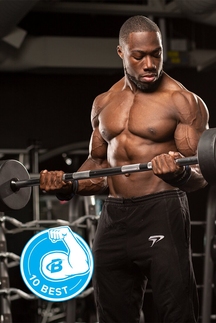 10 Best Biceps Workout Exercises for Building Muscle 1