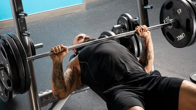 Hard and Heavy Chest Workout