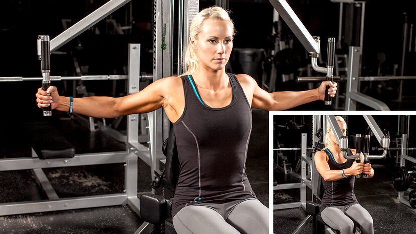 Chest routine perfect Upper Chest