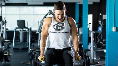 Machine Pump Chest Workout