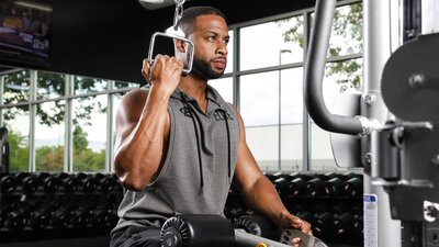 One-Move Meltdown: Lat Pull-down