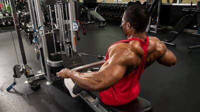 Row-to-Grow Back Workout