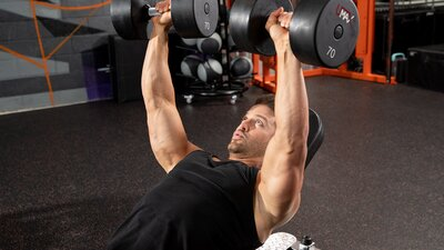 Workout to Build Your Upper Chest