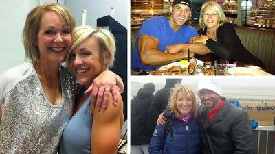 7 Crazy-Fit Athletes on How They'd Be Nowhere Without Their Moms banner