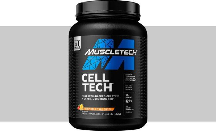 MuscleTech Cell-Tech Creatine + Carbs