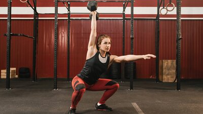 CrossFit for Bodybuilders: 5 WODs Every Lifter Needs to Try