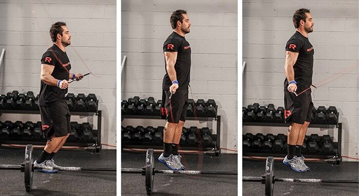 Rich Froning, double-under