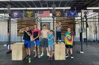 Sergeants Fitness Murph Challenge
