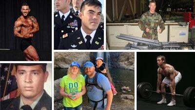 Employee Spotlight: Veterans of Bodybuilding.com