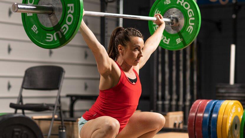 Olympic Lifting Training