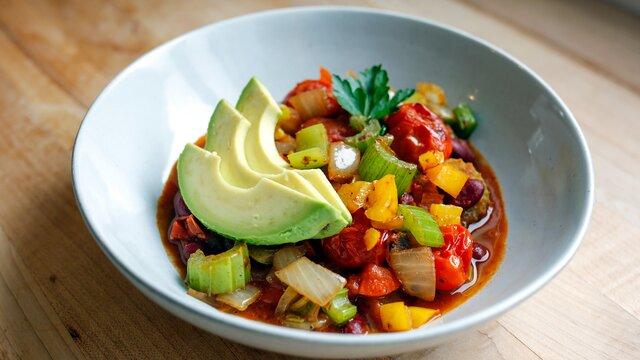 5 Tasty Complete-Protein Vegetarian Meals