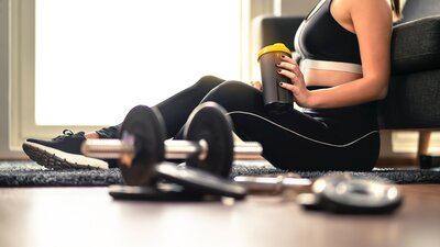 Stress Relief Support: Supplements to Aid Recovery banner