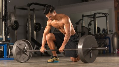 Get Bigger and Stronger with This Teen Bodybuilding Plan