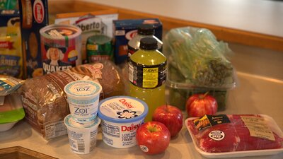 Easy Meal Planning on a College Budget! banner