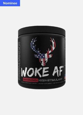 Bucked Up Woke AF Pre-Workout