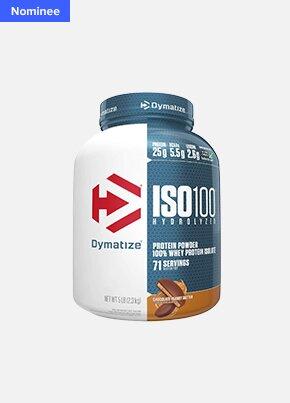 Dymatize ISO100 Hydrolyzed Whey Protein Isolate