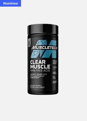 MuscleTech<br>Clear Muscle HMB Free-Acid