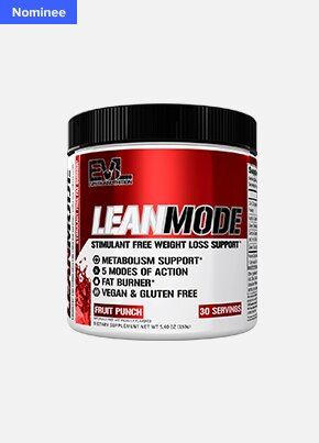 EVLUTION NUTRITION LeanMode Weight-Loss Support