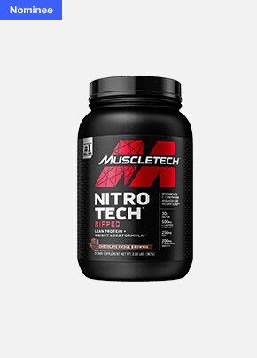MuscleTech Nitro-Tech Ripped Protein