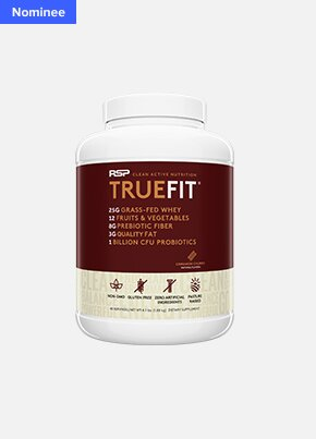 RSP Nutrition TrueFit Grass-Fed Protein