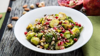 Never Be Bored Again: 5 Creative Brussels Sprouts Recipes