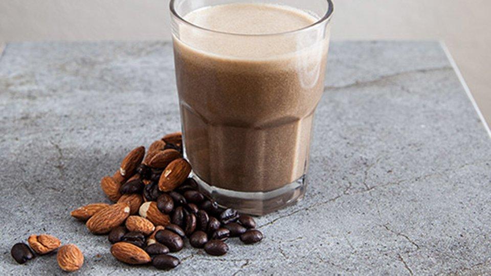Mocha Nut Shake