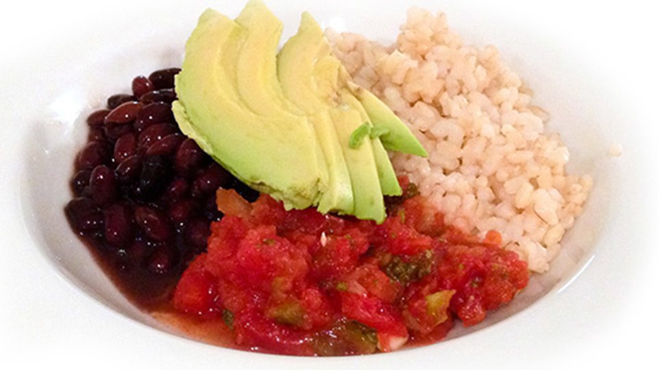 Mexican Style Protein Bowl