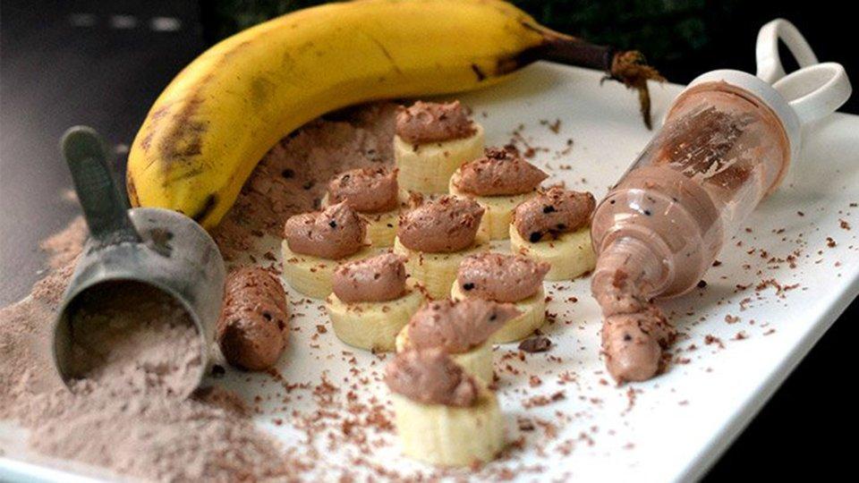 Chocolate Banana Late-Night Escape