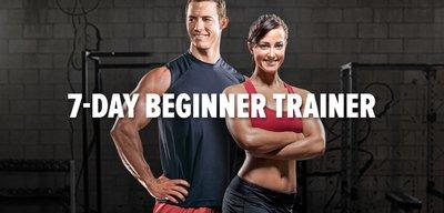 New Year, Start Here: 7-Day Beginner Trainer