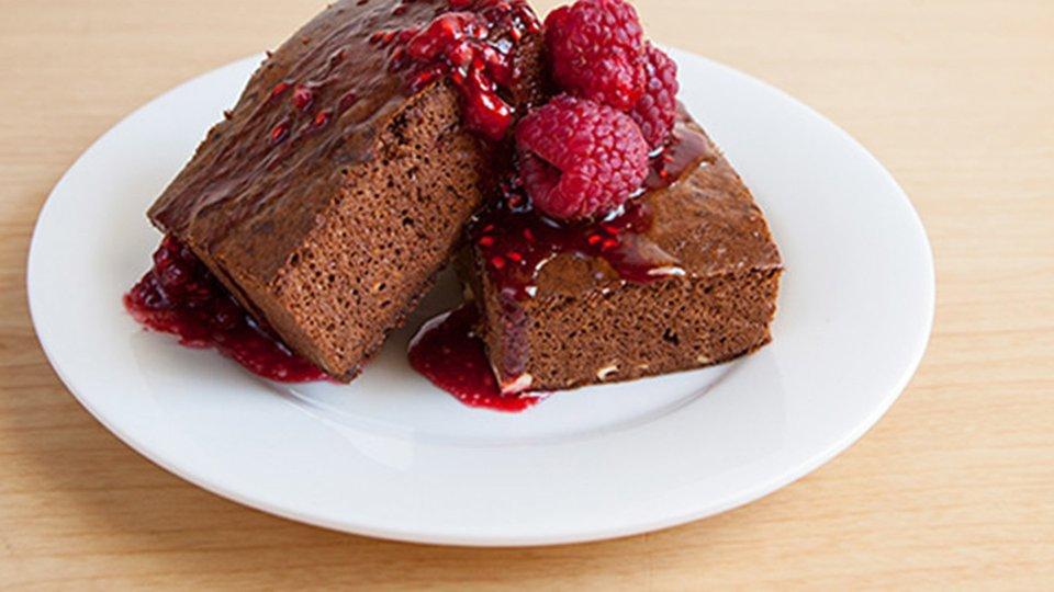 Mocha-Cappuccino-Cinnamon Brownies