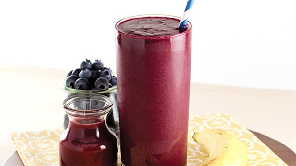 Acai Boost Smoothie
