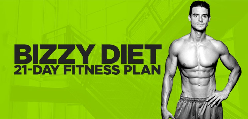 The Bizzy Diet 21-Day Fitness Plan: Overview