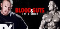 Dorian Yates' Blood & Guts 6-Week Trainer