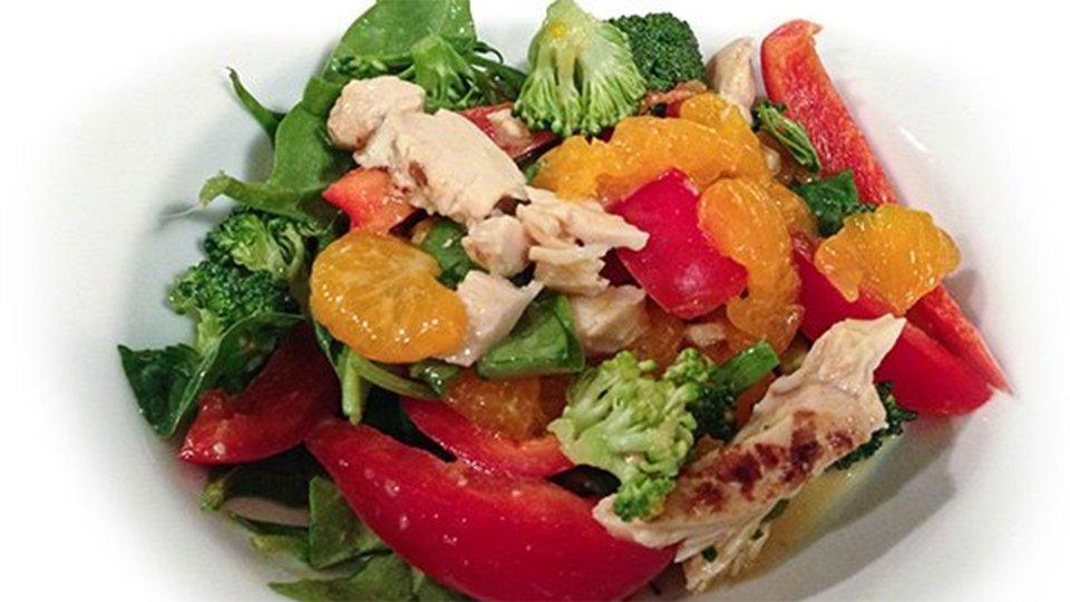 Broccoli And Chicken Salad