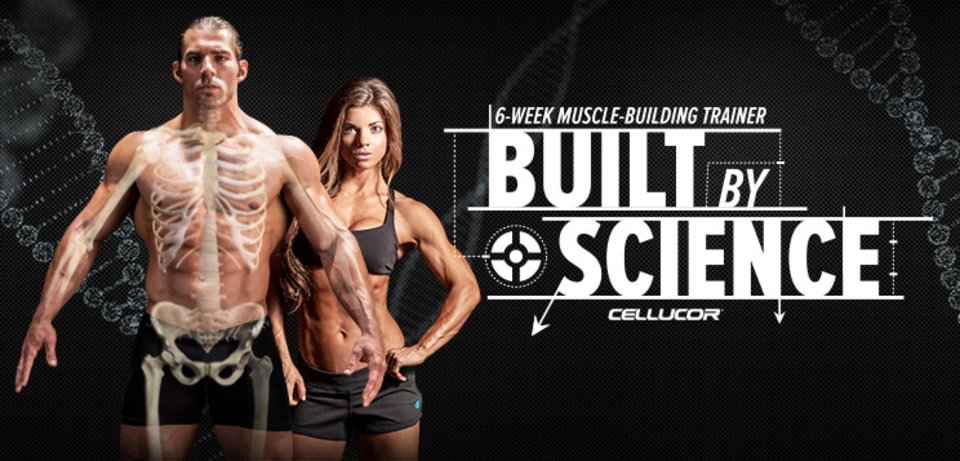 built by science six week muscle building trainer