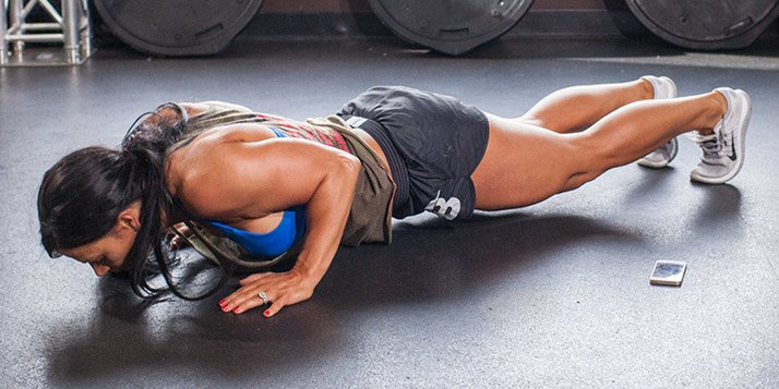 At first glance, you may associate the Burpee with a traditional Squat Thrust.