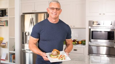 Chef Robert Irvine: Lamb Burger