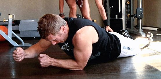 Army Crawl