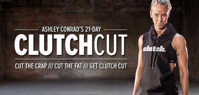 Ashley Conrad's 21-Day Clutch Cut
