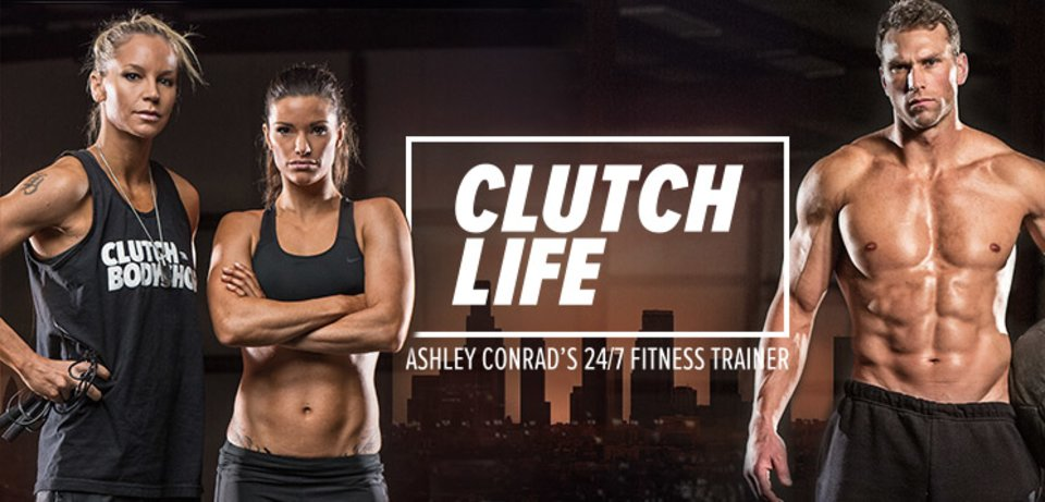 Clutch Life: Ashley Conrad's 24/7 Fitness Trainer