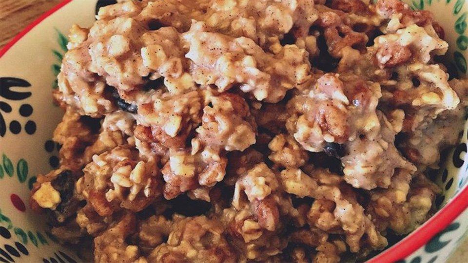 Crispy Rice Cereal Proats