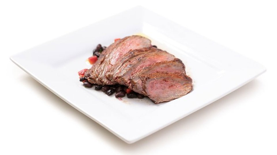 Cumin And Coriander Flank Steak