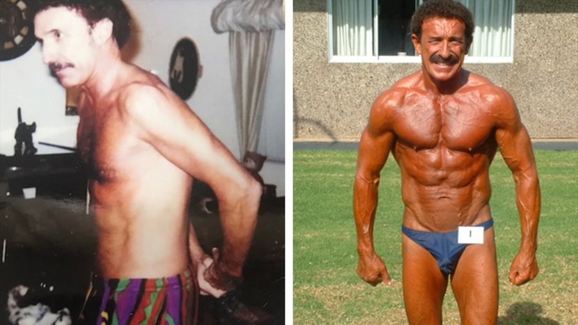 At Age 74, Dennis Fanucchi Lifts and Lives Like He's 24!